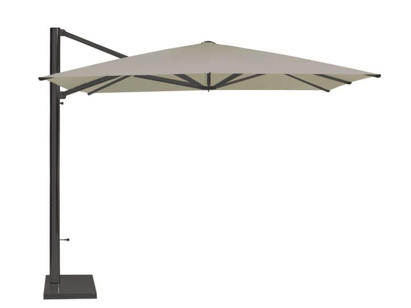 Ombrellone con palo laterale quadrato SHADE 3X3 | Ombrellone - EMU Group S.p.A.