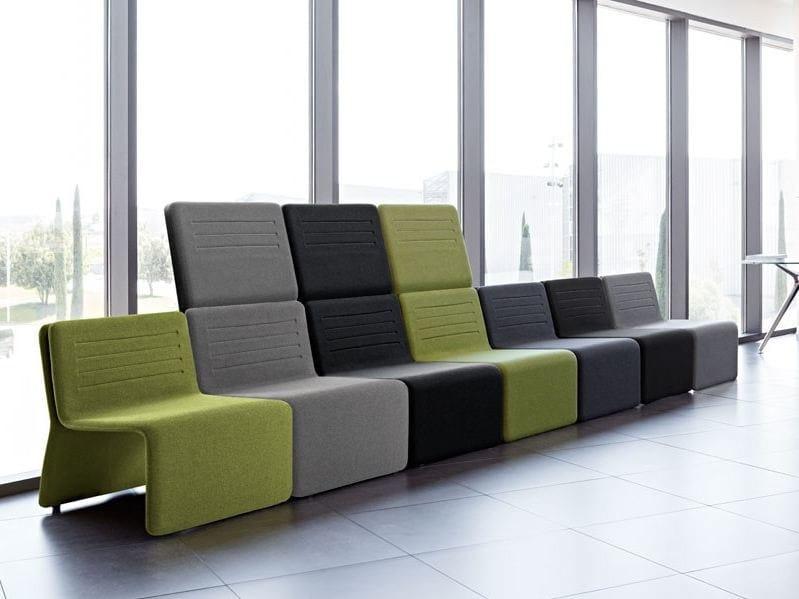 Modular leisure sofa SHEY by ACTIU