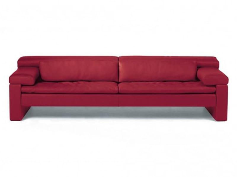 4 seater fabric sofa SHIVA   4 seater sofa by JORI
