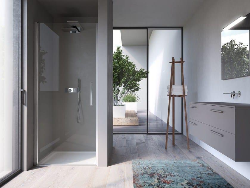 Niche glass shower cabin OMEGA | Niche shower cabin by Idea