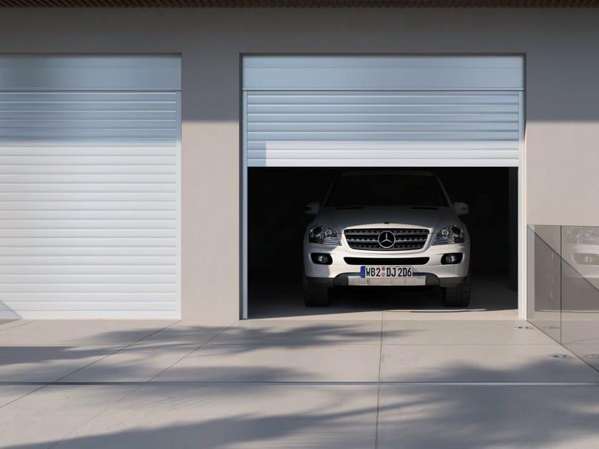 Roller garage door SMARTIA M13700 - Alumil