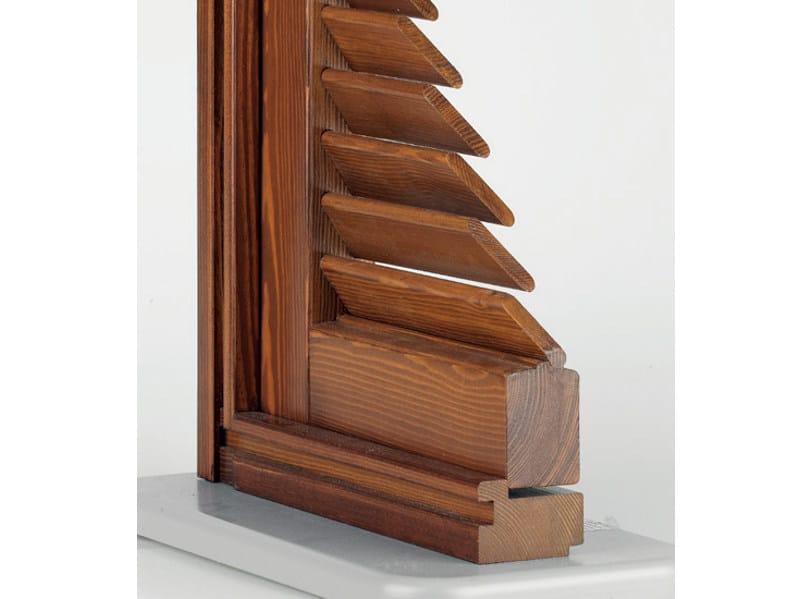 Persiana in legno Persiana - Pail Serramenti