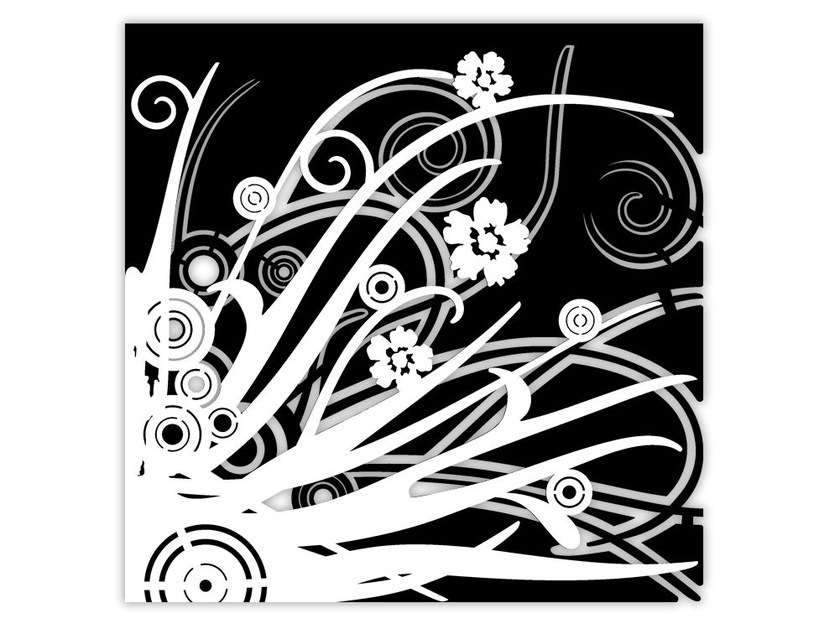 MDF Decorative panel SI-107Q | Decorative panel by LAS