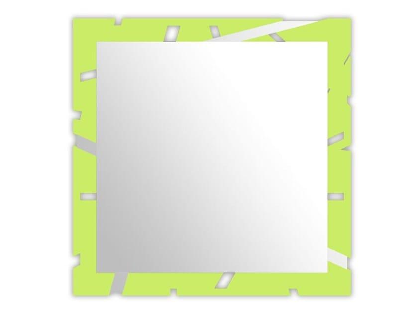 Specchio a parete con cornice SI-318 | Specchio - L.A.S.