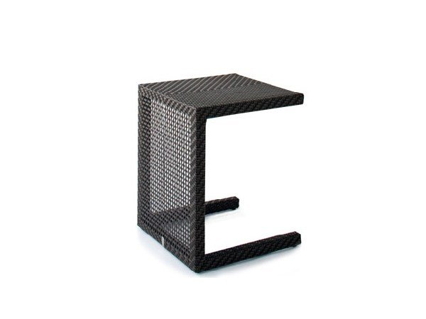 Square side table CHA-TE | Side table - 7OCEANS DESIGNS