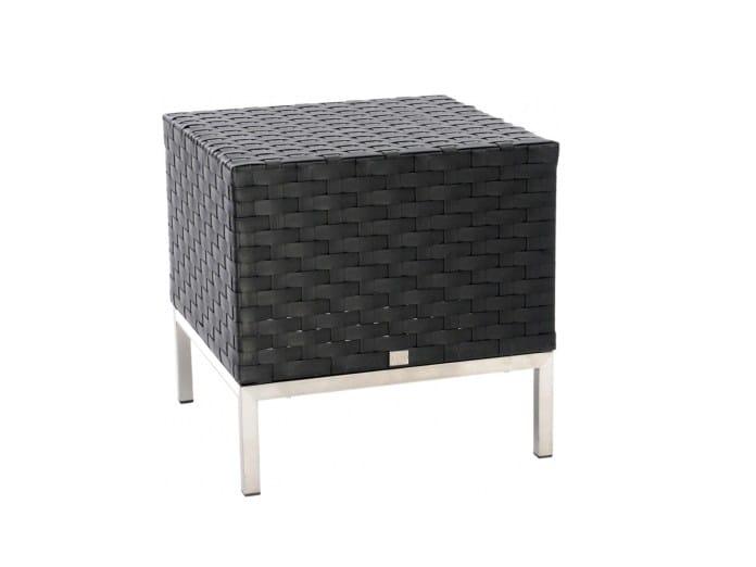 Tavolino di servizio quadrato CONDO | Tavolino di servizio - 7OCEANS DESIGNS