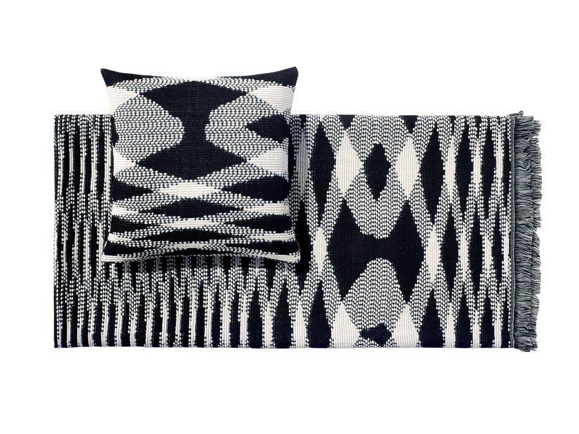 Plaid in lana SIGMUND - MissoniHome