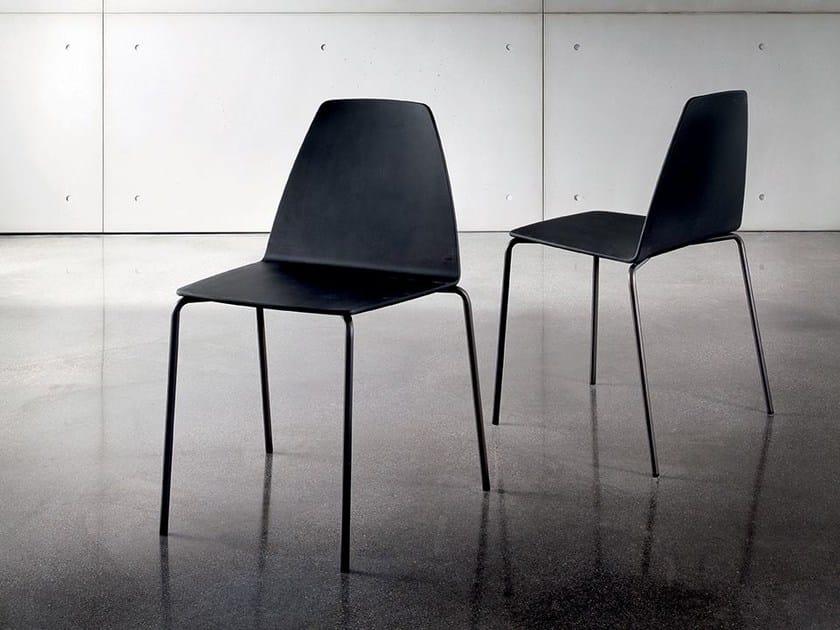 Sedia in multistrato SILA | Sedia in multistrato - SOVET ITALIA