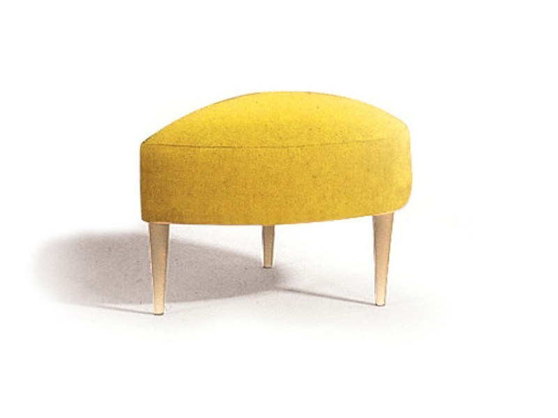 Fabric footstool SILENCIO | Footstool - SANCAL