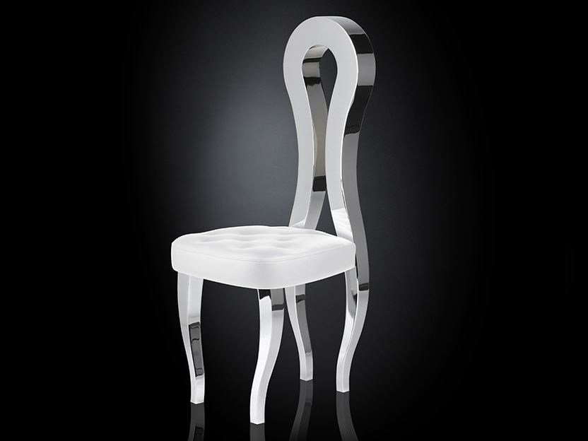 Open back chair SILHOUETTE | Chair - VGnewtrend