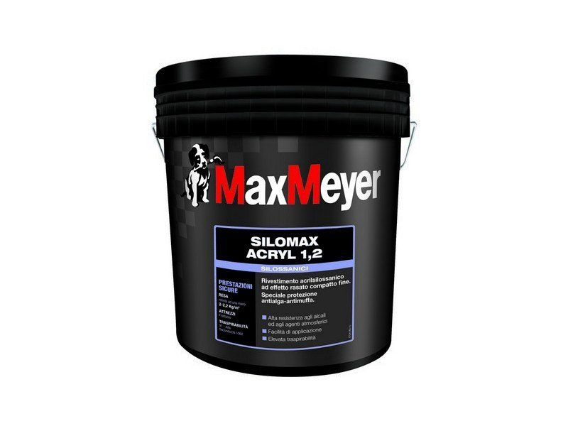 Anti-mould paint SILOMAX ACRYL 1,2 by MaxMeyer