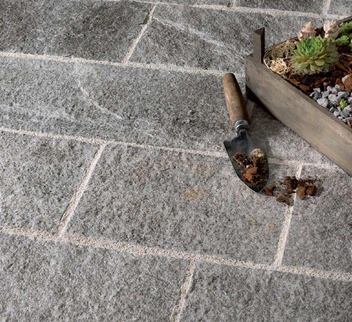 Popolare Pavimento in pietra SILVER 20   Pavimento in pietra naturale - B&B  MW31