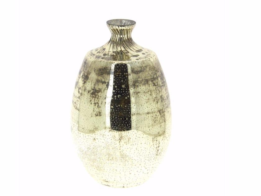 Vaso in vetro SILVER VASE BOUTEILLE - Compagnie Française de l'Orient et de la Chine