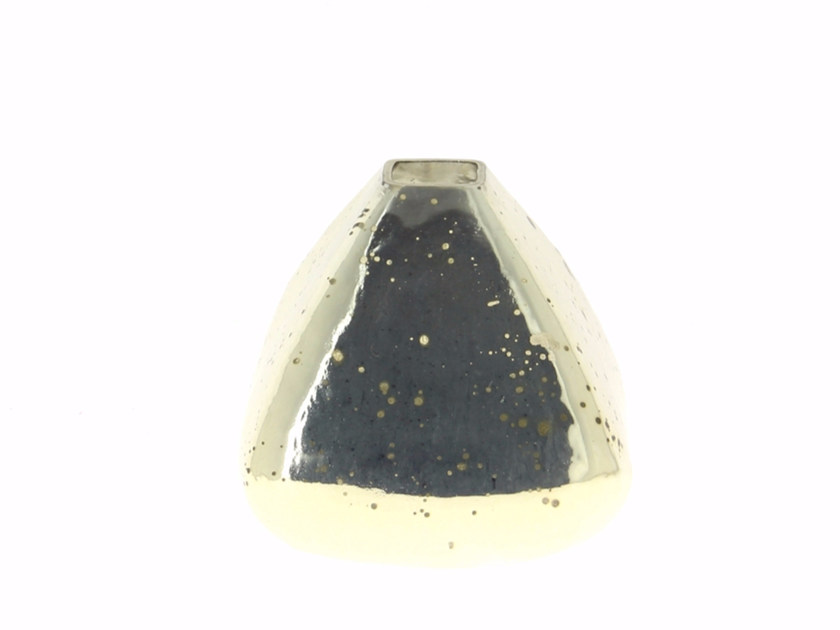 Vaso in vetro SILVER VASE TRIANGLE - Compagnie Française de l'Orient et de la Chine