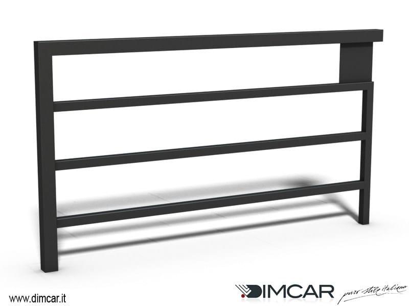 Steel pedestrian barrier Transenna Simply - DIMCAR