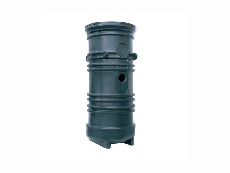 Grey water unit SIR 1500 | Grey water unit by SALMSON