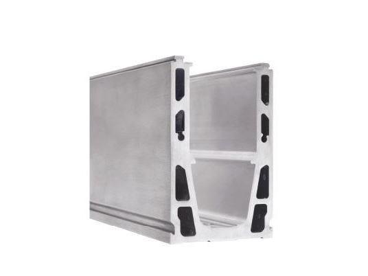 Aluminium staircase Component SIRIO F by Nuova Oxidal