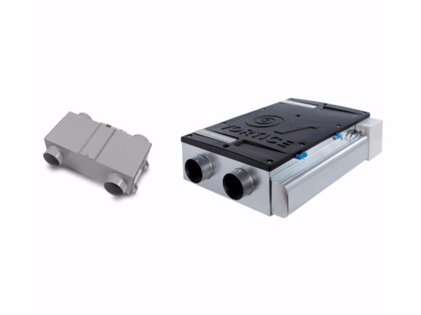 Heat recovery unit for false ceiling HA PHANTOM 200 SYSTEM - Vortice Elettrosociali