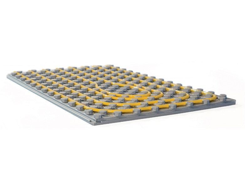 Radiant floor panel Sistema Panthe-top 30 by PANTHERM