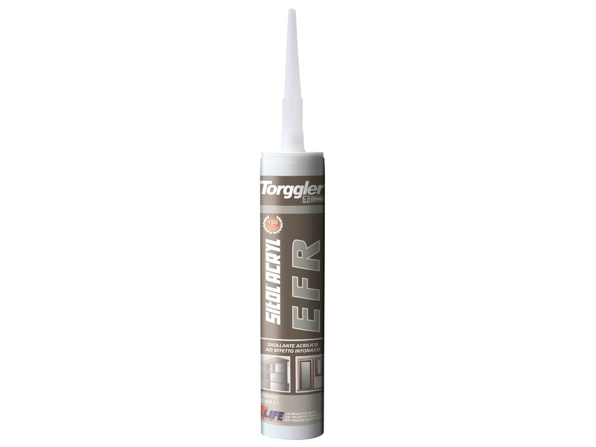 Acrylic sealant SITOL ACRYL EFR by Torggler Chimica