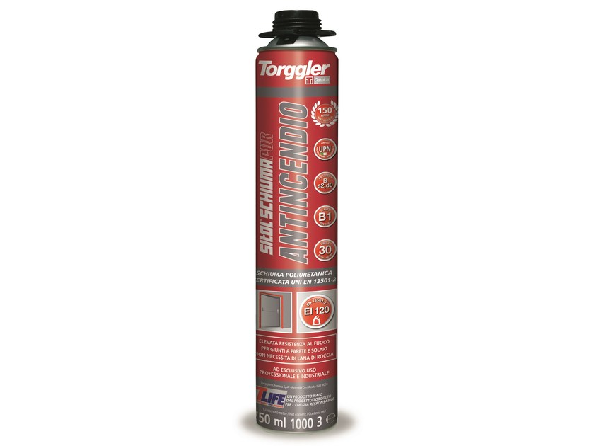 Foam and spray SITOL SCHIUMAPUR ANTINCENDIO - Torggler Chimica