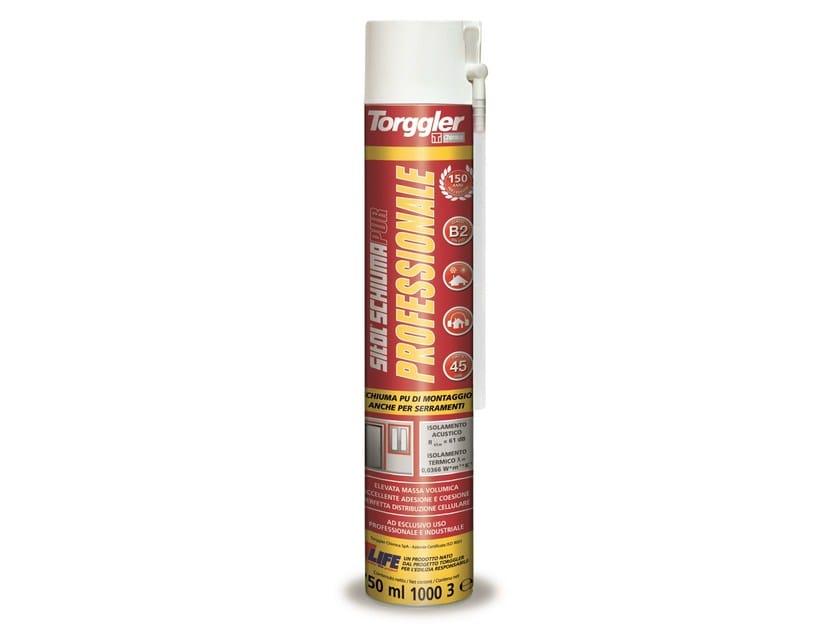 Foam and spray SITOL SCHIUMAPUR PROFESSIONALE - Torggler Chimica