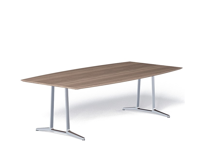 Rectangular meeting table SKILL CONFERENCE | Rectangular meeting table - Wiesner-Hager