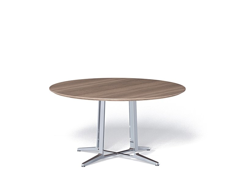 Round meeting table SKILL CONFERENCE | Round meeting table - Wiesner-Hager