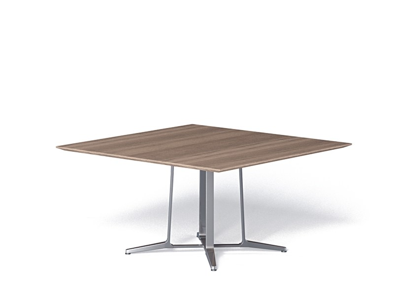 Square meeting table SKILL CONFERENCE | Square meeting table - Wiesner-Hager