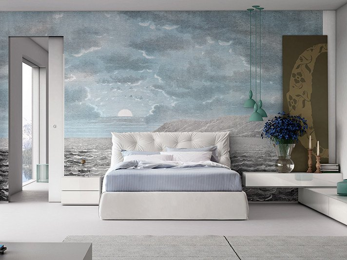 Carta da parati panoramica sky collezione wallcovering for Carta da parati adesiva 3d