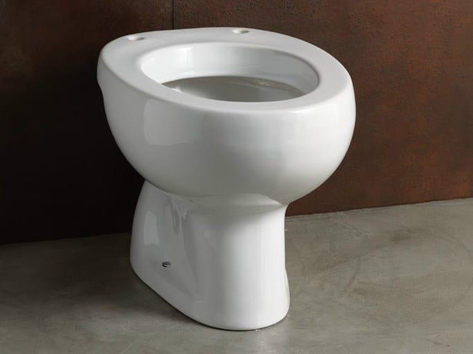 Ceramic toilet for children SLEEPY | Toilet for children - Alice Ceramica