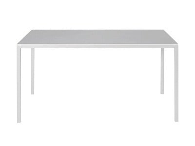 Rectangular garden table SLIM | Rectangular table by Papatya