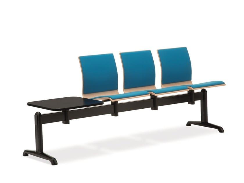 Seduta su barra a pavimento SLIM SB - Emmegi