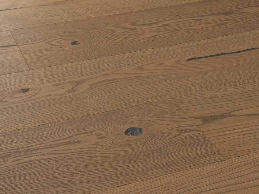 Oak parquet SLIM180 ROVERE CORE by Woodco
