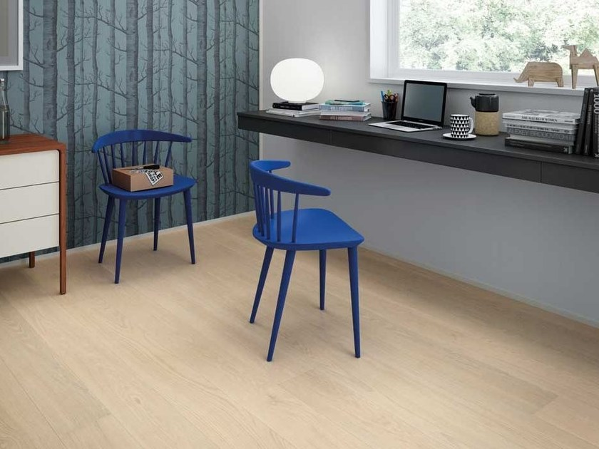 Oak parquet SLIM180 ROVERE GLAM by Woodco