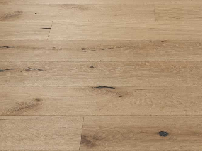 Oak parquet SLIM180 ROVERE SPACE by Woodco