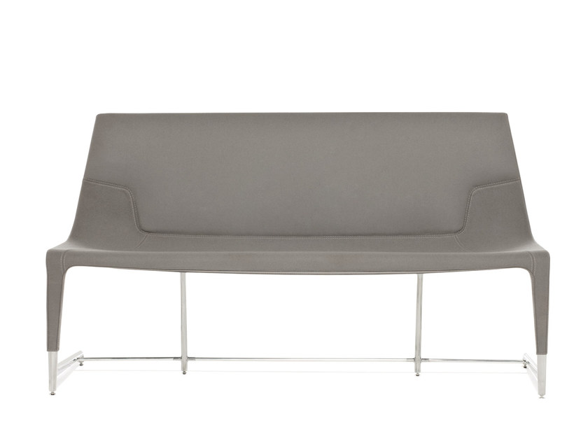 Fabric small sofa ELLE SOFA | Small sofa by Emmegi