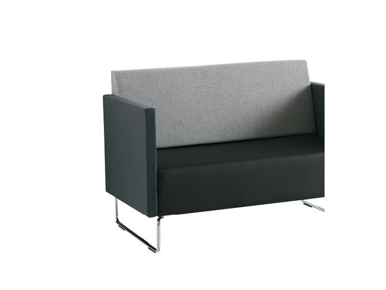 Small sofa ANDREW   Small sofa by Sesta