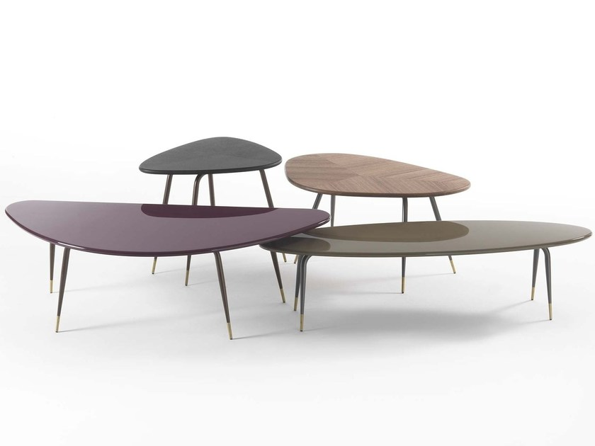 Wooden coffee table SMART - FRIGERIO POLTRONE E DIVANI
