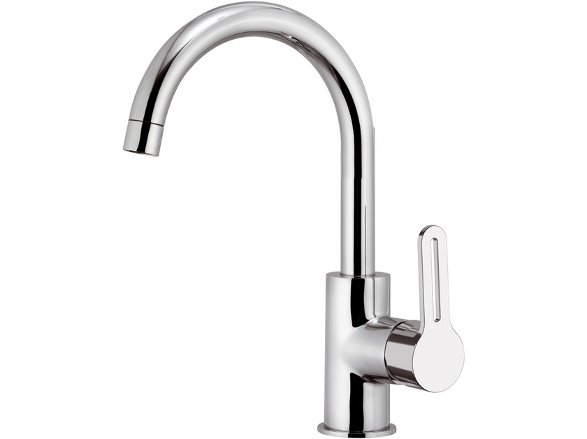 Countertop kitchen mixer tap with swivel spout SMART | Kitchen mixer tap - Daniel Rubinetterie
