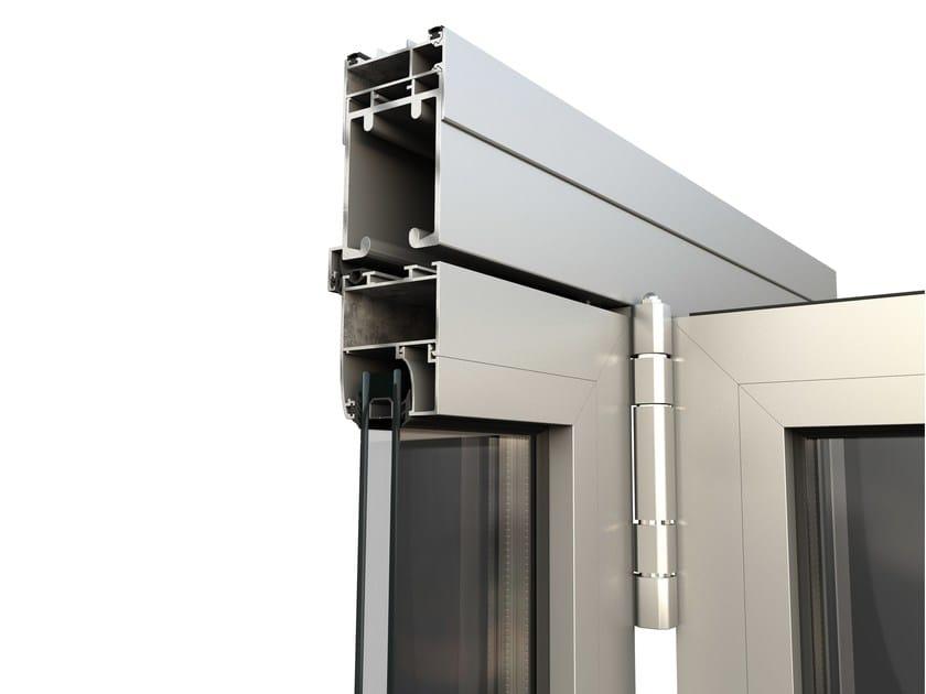 Glass folding door SMARTIA M9800 - Alumil