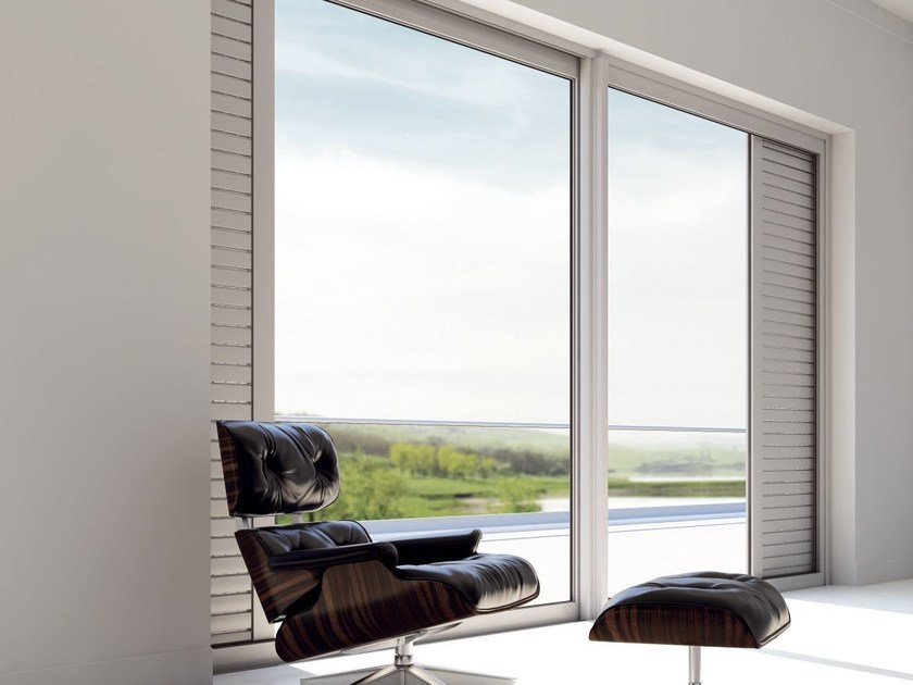 Patio door SMARTIA S450 - Alumil