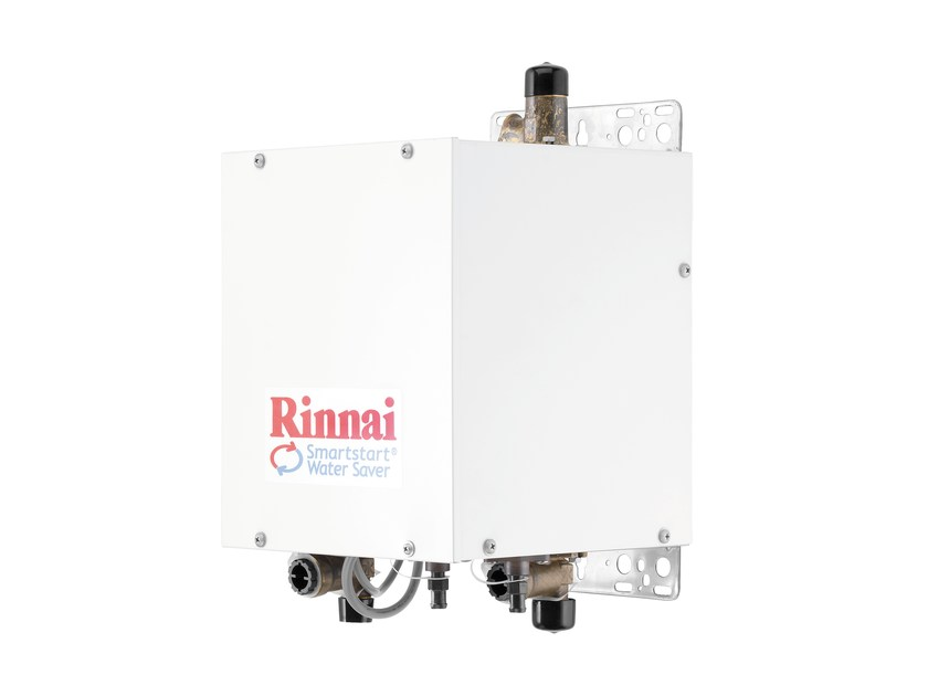 Zone module and collector SMARTSTART by Rinnai Italia