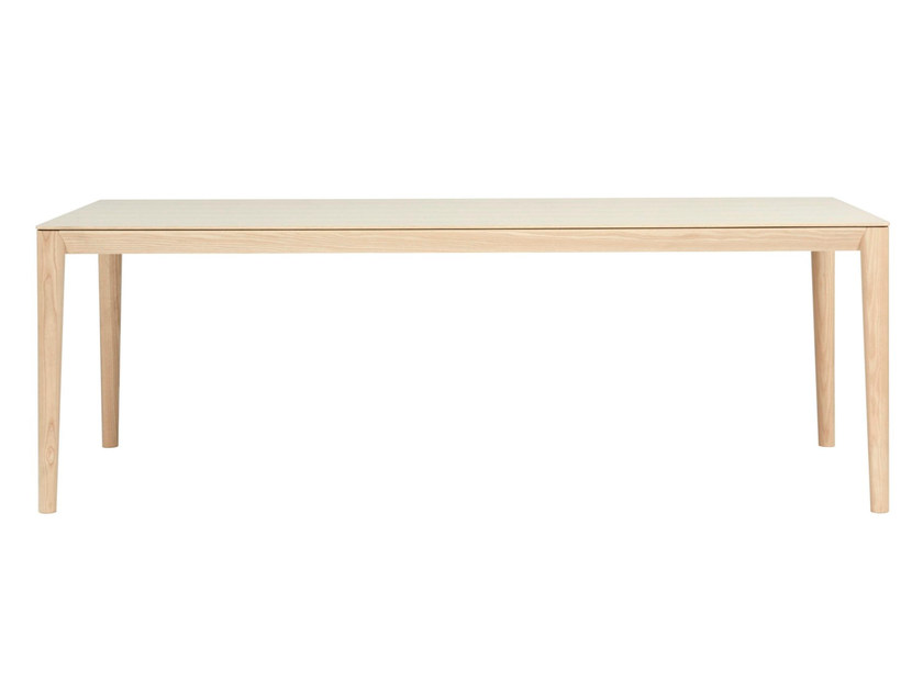 Rectangular wooden table SMITH | Wooden table - SP01