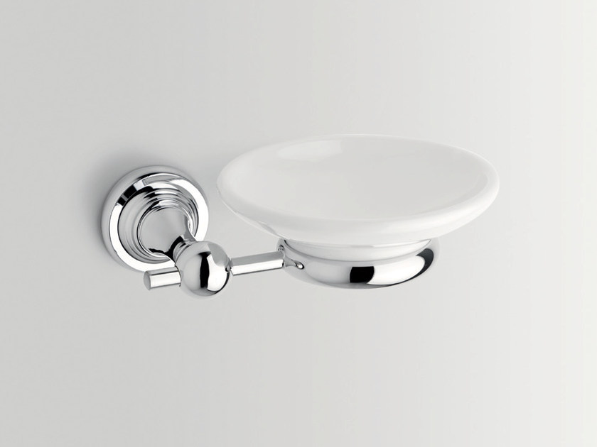 Wall-mounted soap dish SHINING | Soap dish by BATH&BATH