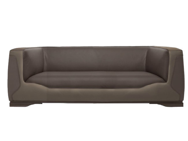 Upholstered 2 seater leather sofa V133 | 2 seater sofa - Aston Martin by Formitalia Group