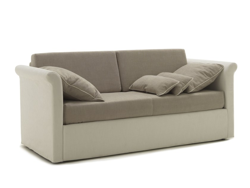 Fabric sofa bed PERLA | Sofa bed by Bolzan Letti