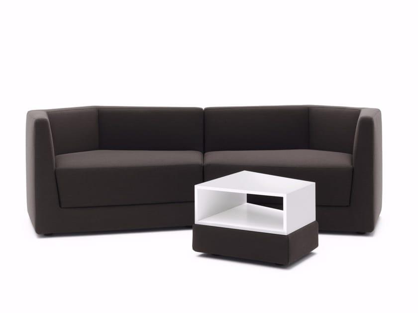 Fabric sofa SCOPE | Sofa - COR Sitzmöbel Helmut Lübke