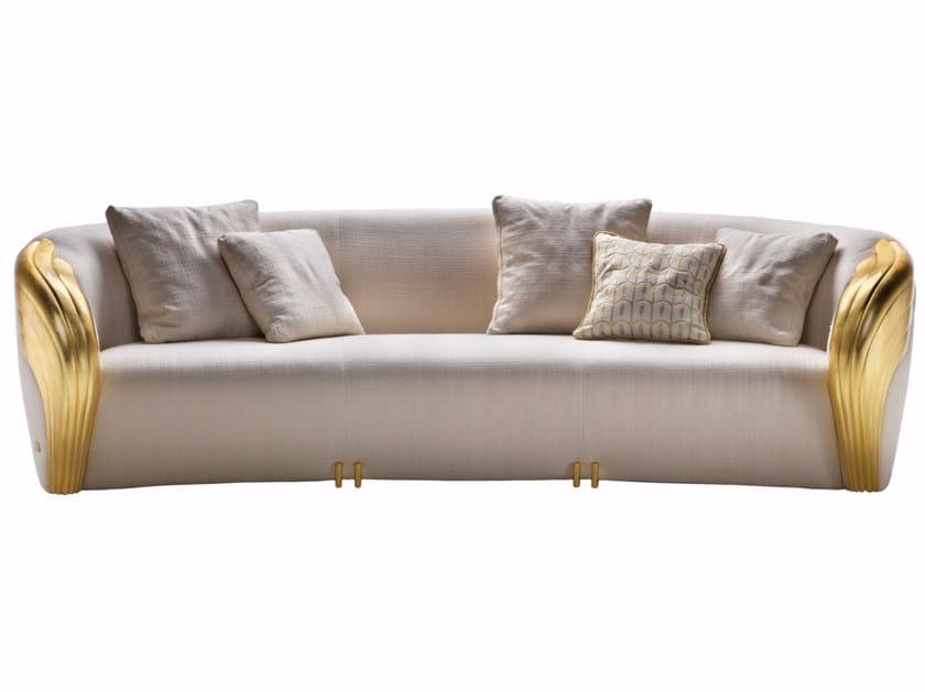 3 seater fabric sofa AQVILA | Sofa - ELLEDUE ARREDAMENTI
