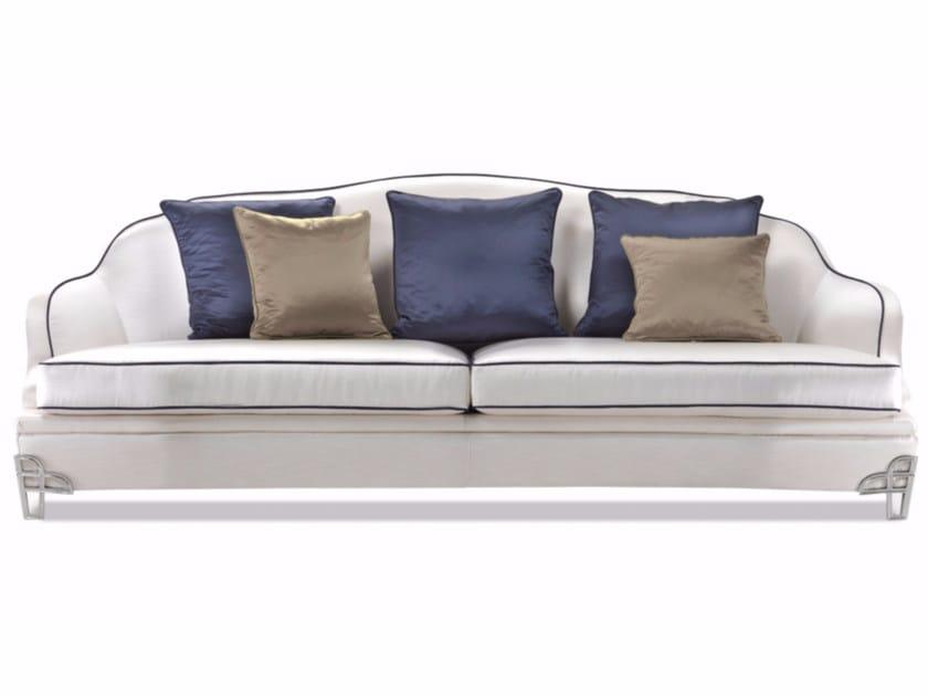 3 seater fabric sofa GASPARE | Sofa - ELLEDUE ARREDAMENTI